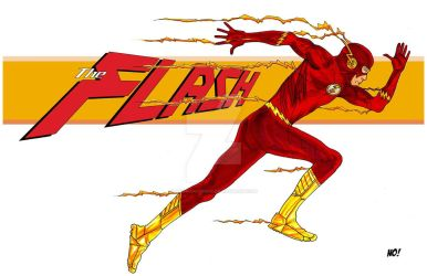 The Flash by nathanobrien