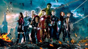 Avengers Wallpaper 1920x1080 by sachso74