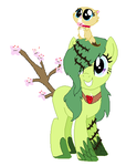 Nature Pony Auction by XxIcyBrushxX