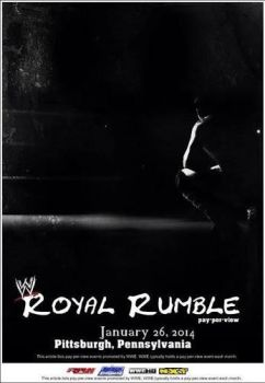 Royal rumbler 26 year: long alive of forever. by shcar39