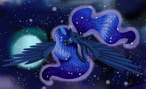 Princess of the Night by SpicyBrownieMix