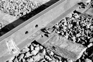 Tracks close-up 1 by imroy