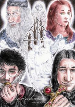 Deathly Hallows Tribute by Verlisaerys
