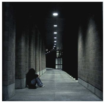 Alone by NOTspecific