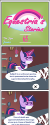 Equestria's Stories - 65 (The Spa Ponies) by Zacatron94