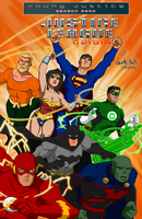 Young Justice Justice League Origin by dark-BuB