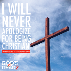 I Have Nothing to Apologize For by Charlie4Christ