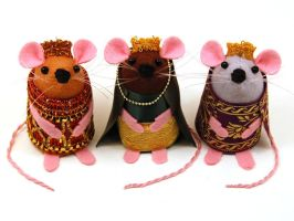 3 Wise Mice by The-House-of-Mouse