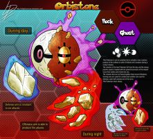 Orbistone- Fan made Pokemon concept