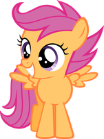 Scootaloo palmy by RatchetHuN