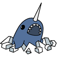 Narwhal Facts by Whispered-Time