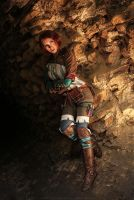 The Witcher 2 cosplay - Triss Merigold_4 by GreatQueenLina