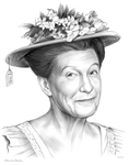 Minnie Pearl by gregchapin
