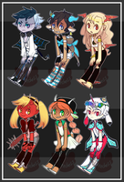 Nov Adopt Auction [CLOSED] by flarechess