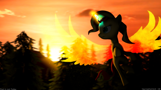 Past is not Today .:SFM:. by spyrophantom