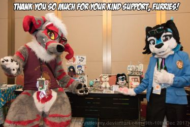 Furum 2017 - Thank you for your kind support! by krystlekmy