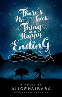 No Such Thing As A Happy Ending   Wattpad Cover by sugarsweetmiracles