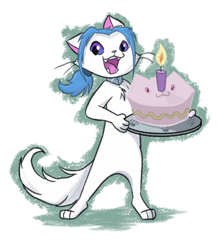 Cake for you!! by Fificat