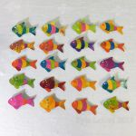 Pretty Paper Fish Pins by Kyle lefort by Kyle-Lefort