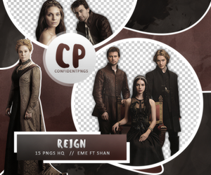 Png Pack 346 // Reign by confidentpngs
