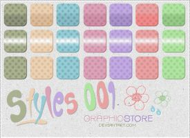 Styles 001 by graphicstore