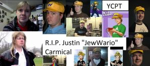 in memory of jewWario by fanis01