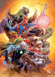 WildC.A.T.s by Guile Sharp and Ryan Lord by RyanLord