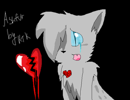 Sad Ashfur by W-O-T-A-N