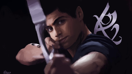 Alexander Lightwood #2 by Lisly227