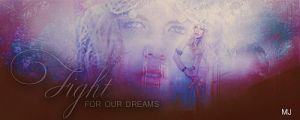 Fight our dreams by Eithen