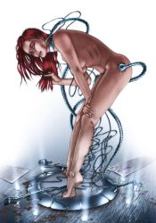 Cybergirl by Aquagraphics