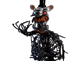 Molten Freddy by luizcrafted
