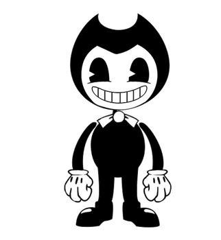 Bendy and the ink machine- Bendy Animation by KotElen