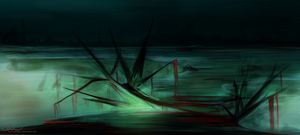 Infected Land by chiakiART
