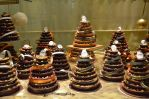 Forest of chocolate fir trees of Chrismas 2017 by A1Z2E3R