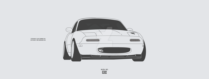 Mazda MX-5 by Axle9