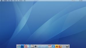 Mac OS X Tiger for Windows 7 by djtransformer01