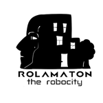 Rolamaton-logo-fonts by RoboMommy