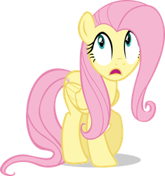 Fluttershy Worried by stricer555
