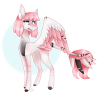 Art Trade with Mauuwde by OhDrawingHeart