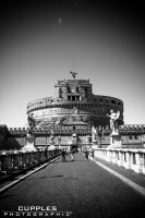 Castel Sant'Angelo by cupplesey