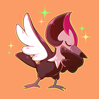 Who is that bird