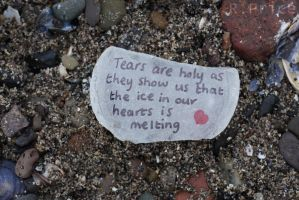 To Cry Is To Be Alive by Rhiallom