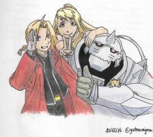 No need to say goodbye [FMA] by gateaumignon