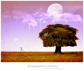 Photograph of a Memory by Rangie