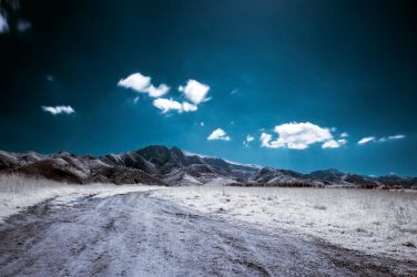 Giewont infrared by Sebasket