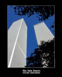 Twin Towers - May 15 2001 by stuartist