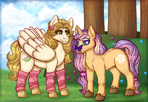 PMOL Contest: Flutter (Story in Description) by Dartwind