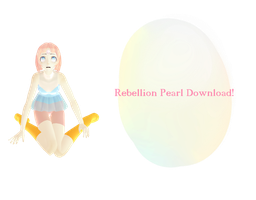 [MMD Model DOWNLOAD] Rebellion Pearl by AquamarinePeridot