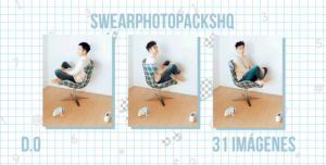 Photopack 326: D.O by SwearPhotopacksHQ